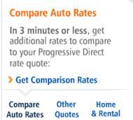 Progressive Get A Quote >> Progressive S Price Comparisons For Real