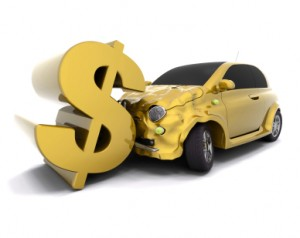 Will you pay more for your insurance if you have an accident?