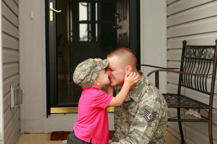 Military Family Together