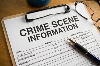 Crime Scene Report