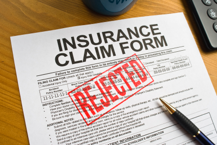 A Rejected Insurance Claim