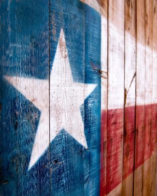Texas Car Insurance under the Texas Flag
