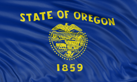 Partial compliance with Oregon car insurance ;aws won't keep you out of trouble.