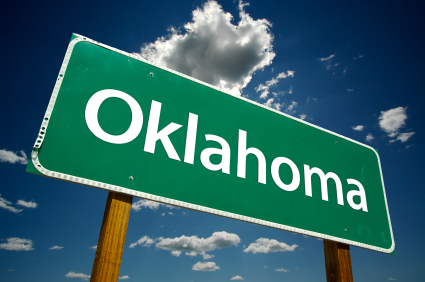 Welcome to Oklahoma! Now, where's your proof of car insurance?