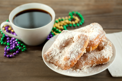 Don't worry, enjoying too many beignets won't change your Louisiana car insurance requirements.