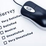 claims department survey