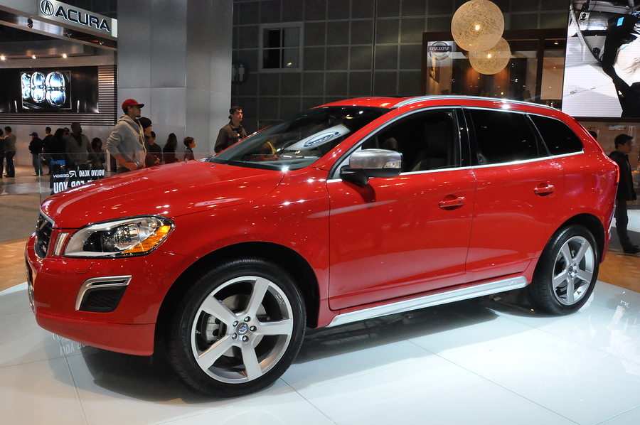 2013 Red Insurance analysis of the 2013 volvo xc60 car insurance